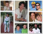 A photo of the family collage