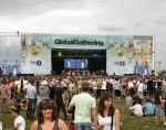 A photo of the Global Gathering main stage (2007)